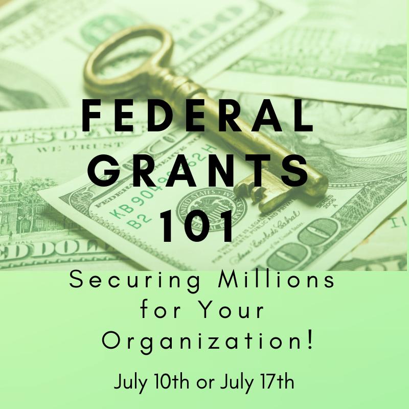 Federal Grants 101 July