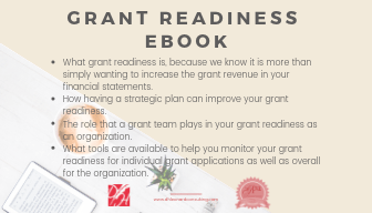 Grant Readiness Ebook Thumbnail