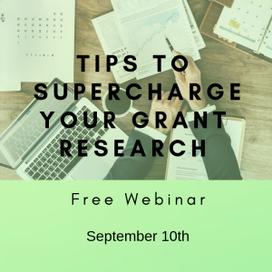 Tips and tricks to super charge your grant research