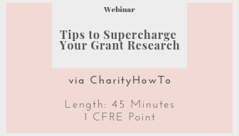 free resources Tips to supercharge your grant research