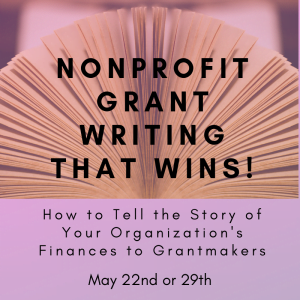 Grant Writing that wins