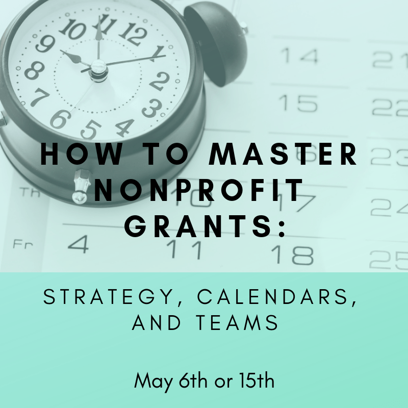 How to Master Nonprofit Grants