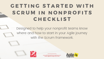 Getting Started with Scrum in nonprofits Checklist