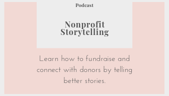 Nonprofit Storytelling - Website