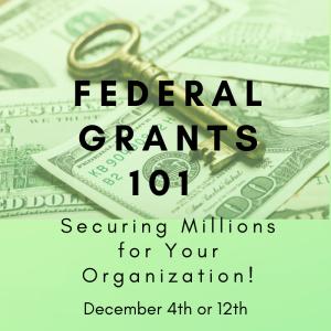 Federal Grants 101 - December