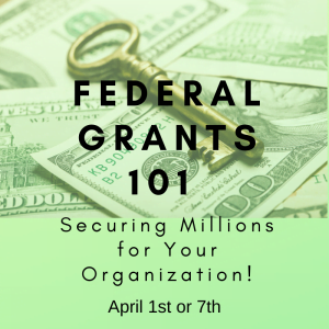 Federal Grants - April