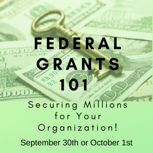Federal Grants - Sept & Oct
