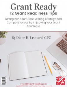Grant Readiness EBook - COVER