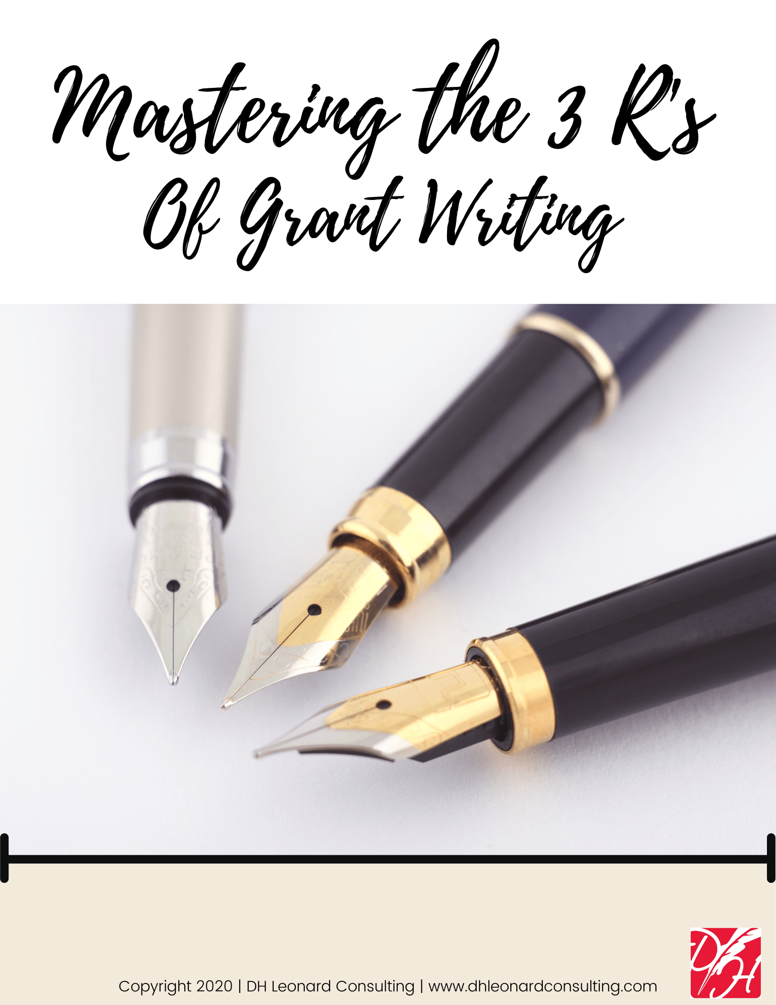 Mastering the 3 R's Cover