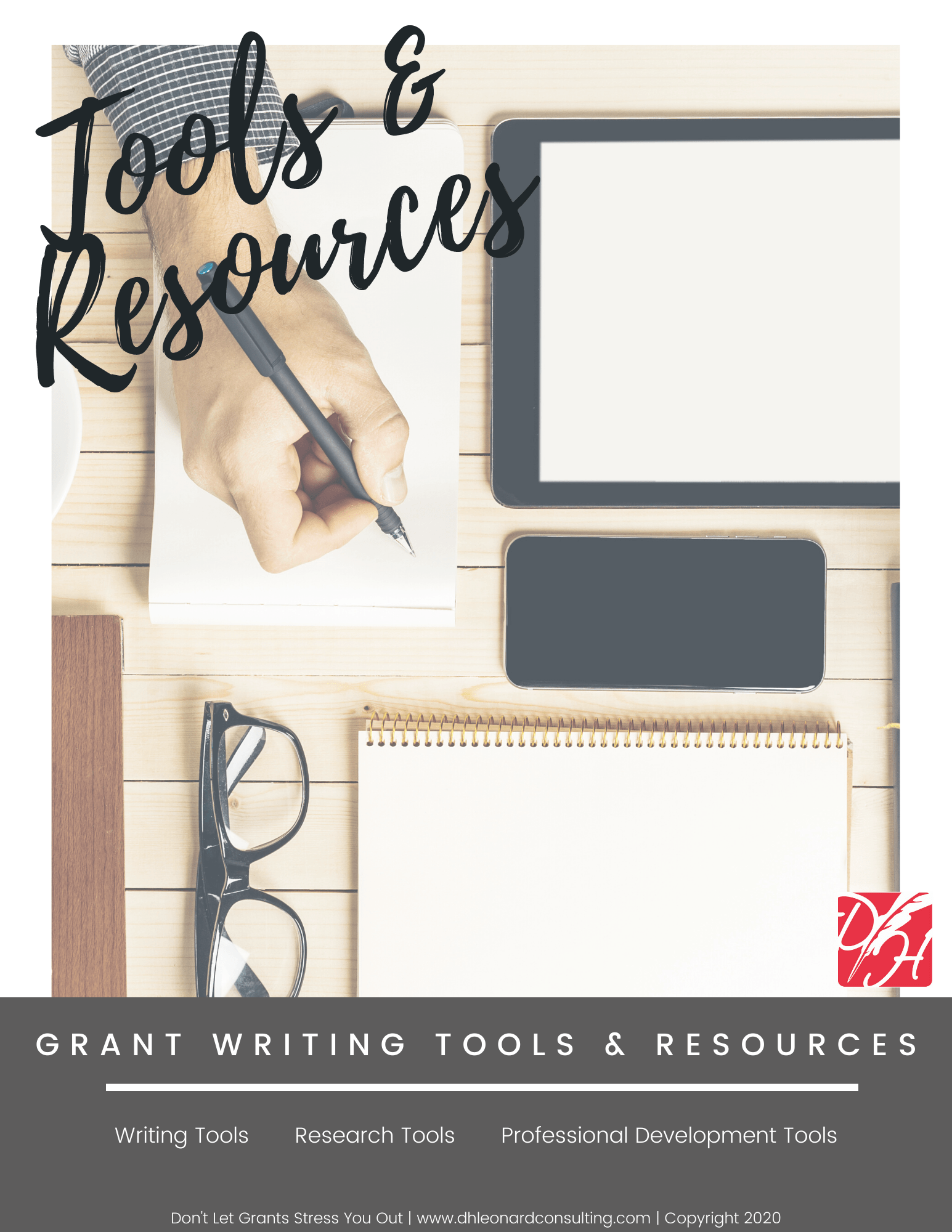 Tools and Resource Download Cover