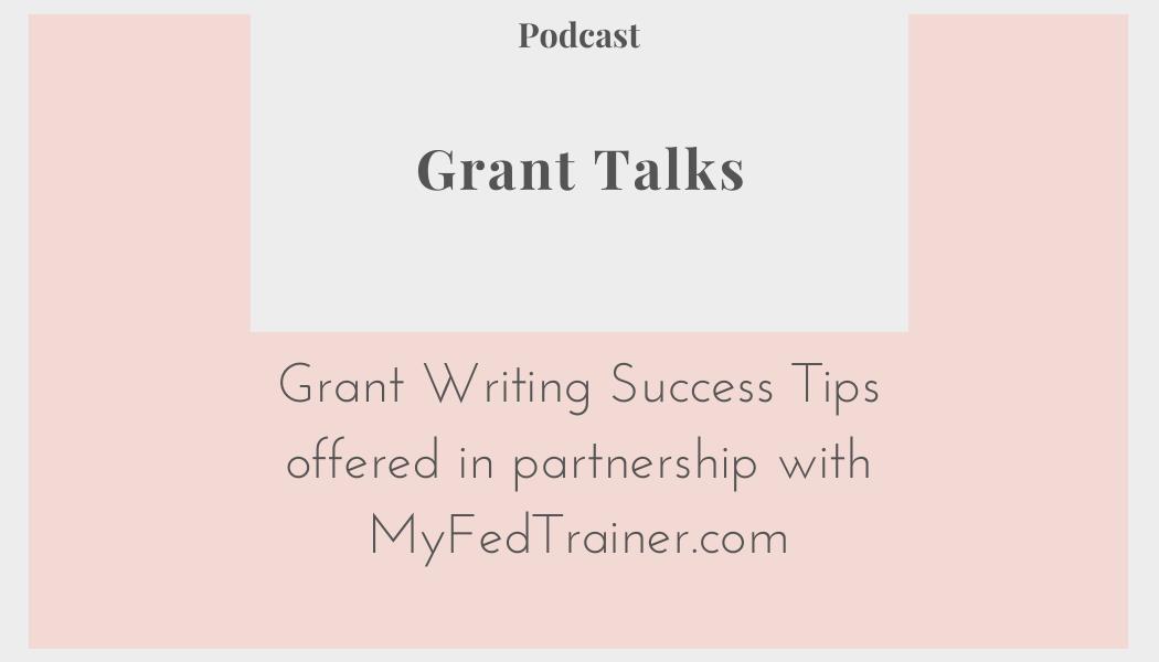Grant Writing Success Tips
